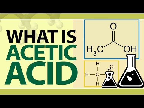Lewis Dot Structure of CH3COOH (Acetic Acid) - YouTube