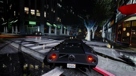 GTA 5: stunning visual mod also changes weapons, vehicle