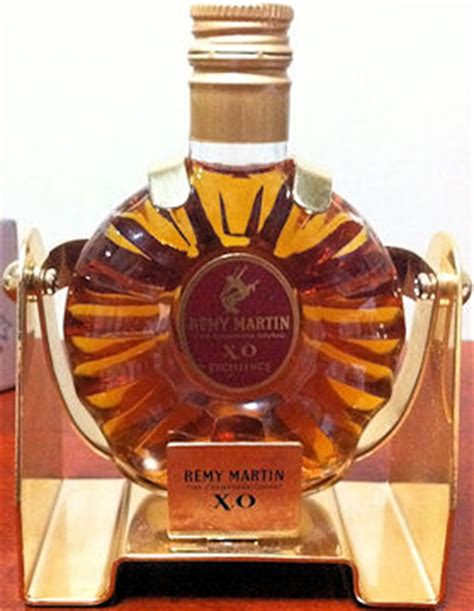Miniature Bottle Library - Remy Martin
