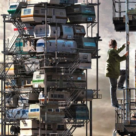This Science Fiction Dystopian Housing is So Cool - LifeEdited