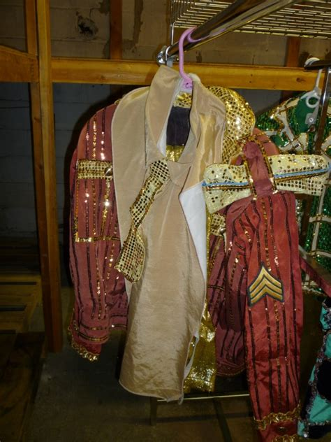 Vintage Mummers String Band Costume Collection « Obnoxious
