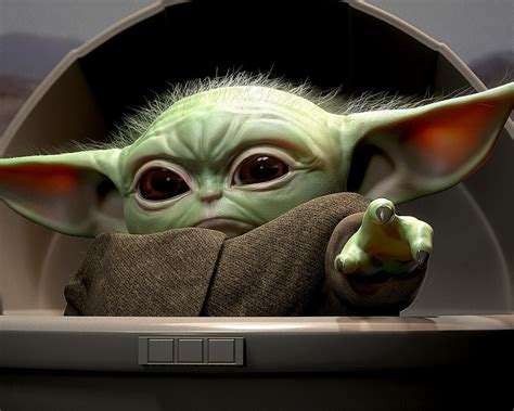 Baby Yoda 2020 Movies HD Poster Preview   10wallpaper