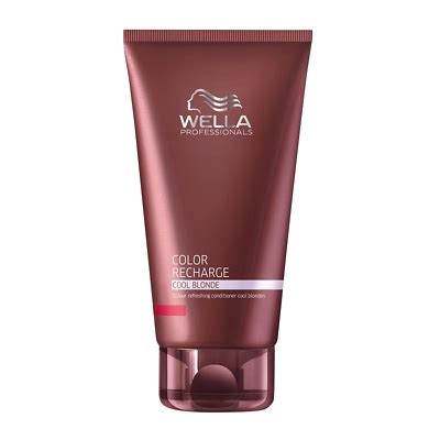 Wella Professionals Color Recharge Conditioner Cool Blonde