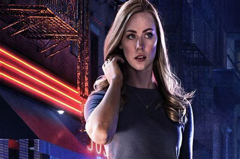 So We're Definitely Gonna See A Lot More Of Karen Page And