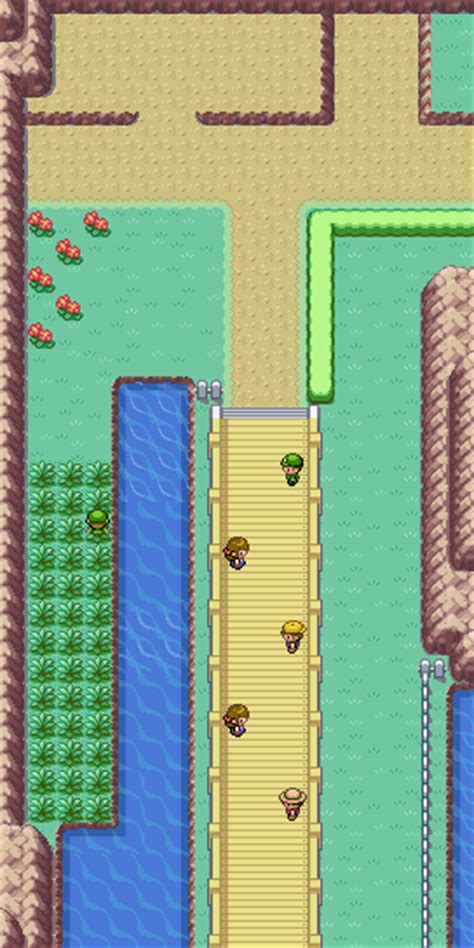 Pokémon FireRed and LeafGreen/Route 24 — StrategyWiki, the