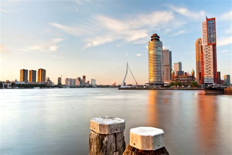 Rotterdam: The city with a modern Skyline   Discover Holland