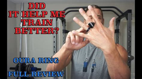 Does This Wearable Help with Training? OURA Ring FULL