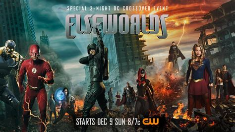 New Elseworlds Clip and Banner - Movienewz