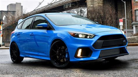2016 Ford Focus RS (US) - Wallpapers and HD Images | Car Pixel