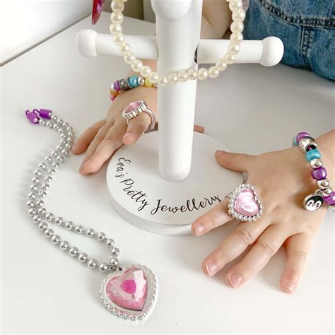 Children's Jewellery Stand - The Laser Boutique