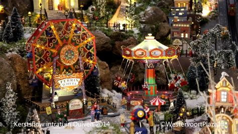 Kerstshow 2014 Intratuin Duiven - YouTube