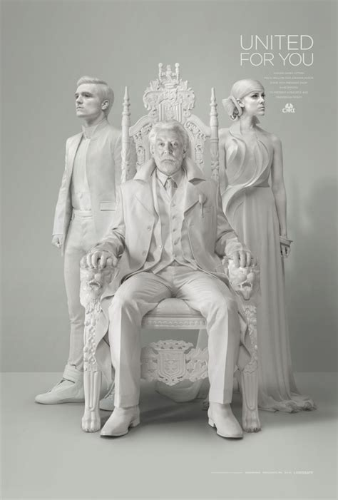 The Hunger Games: Mockingjay, Part 2 - New Poster Destroys