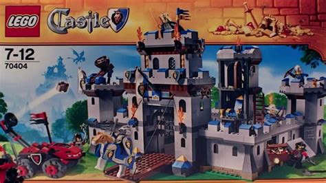 News: Lego Castle 2013 Kings Castle 70404 Pictures From