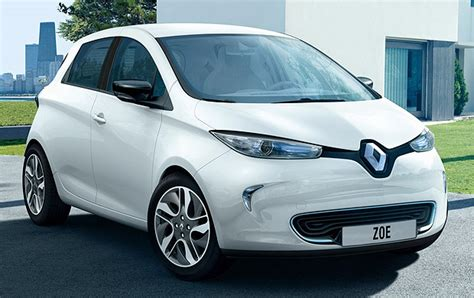 Zoe, the Cute Affordable Little French Electric Car