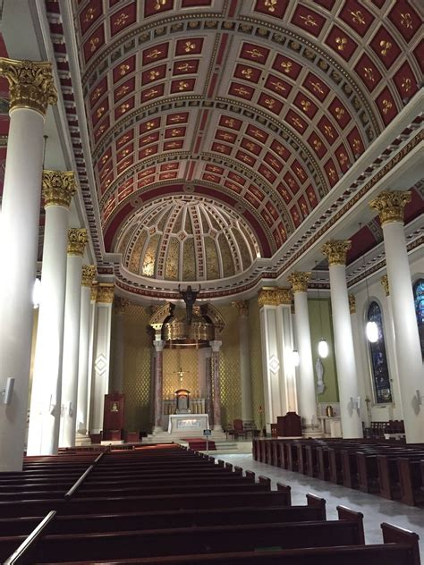 Cathedral Basilica of the Immaculate Conception, Mobile