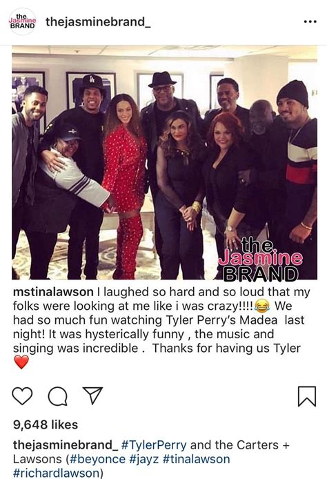 """Surprise! Beyoncé & Jay Z Spotted At Tyler Perry's """"Madea"""