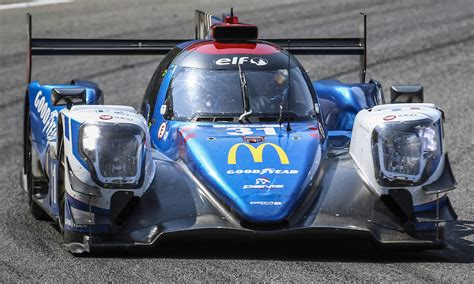 Panis Racing Confirms All-French LMP2 Lineup for Le Mans