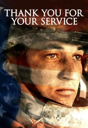 """MOVIE """"Thank You for Your Service"""" Biographical in English"""