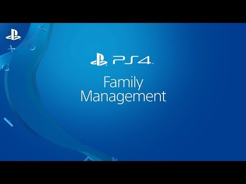How to reset a child account password on PSN