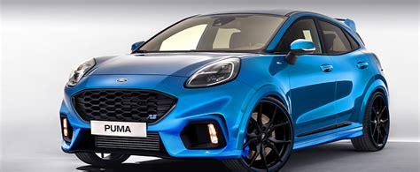 Crazy Ford Puma RS Rendering Might not Happen, But the ST