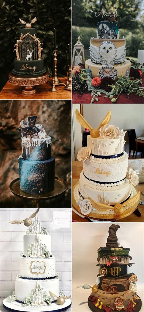 Trending-23 Magical Harry Potter Wedding Ideas to Try