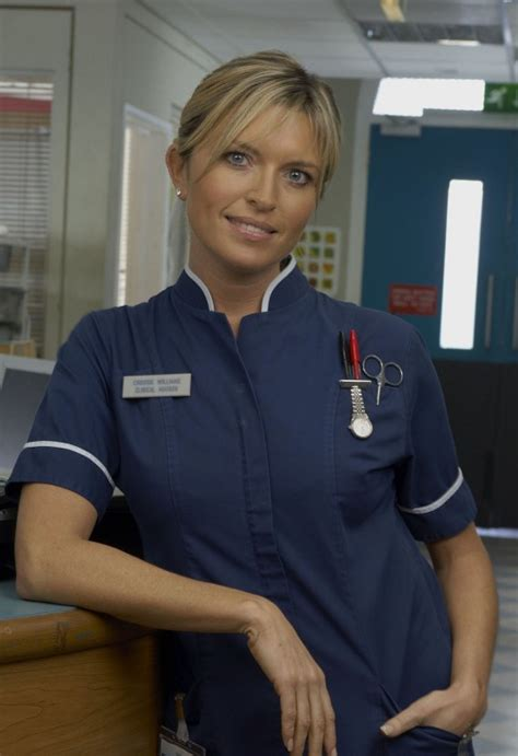 Tina Hobley on her Holby birth and exit! | News | Holby