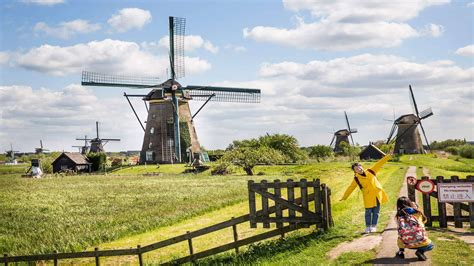 A campaign to keep Kinderdijk drone-free - Nieuws