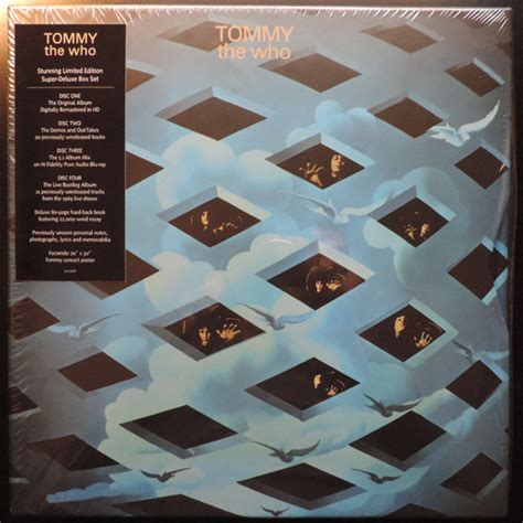 The Who - Tommy (2013, Super Deluxe Edition, Box Set