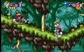 Rayman (DOS) Game Download