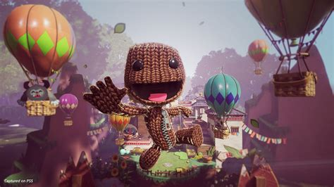 Sackboy: A Big Adventure visits outer space in a new story