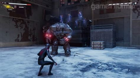 Marvel's Spider-Man: Miles Morales New Gameplay Video